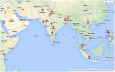 Site Visitor - Asia
