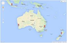 Site Visitor - Australia