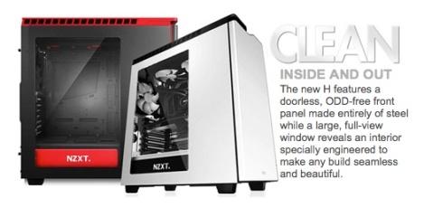 NZXT Computer Case