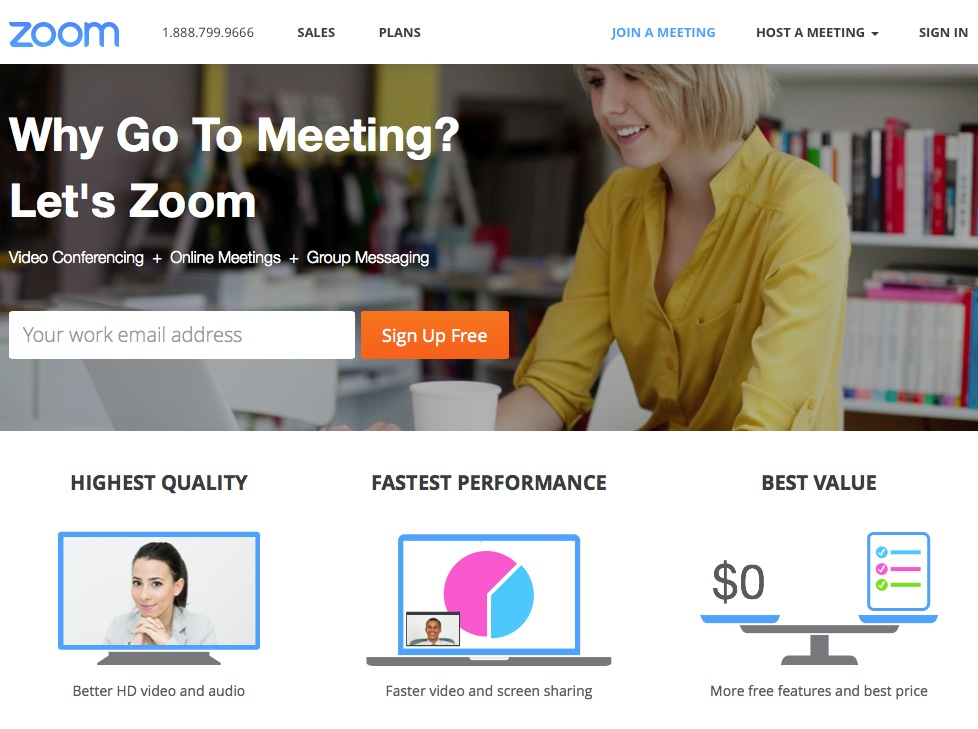 zoom video conferencing software client update