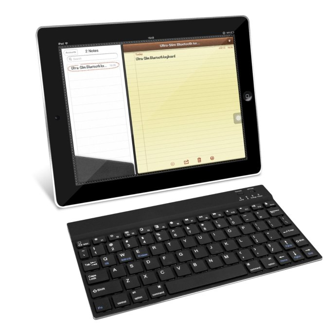 Anker Bluetooth Keyboard Android: Iowa City Technology Services