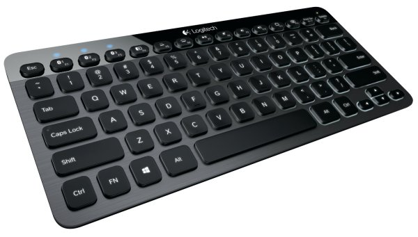 Logitech Illuminate K810