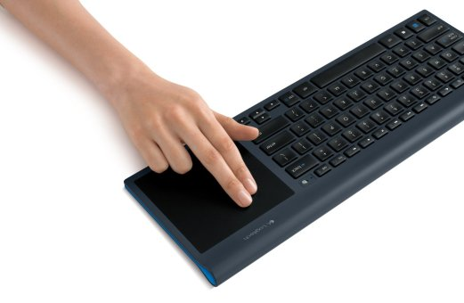 Logitech TK820 with Touchpad