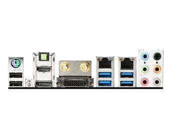 MSI Z87I AC Motherboard