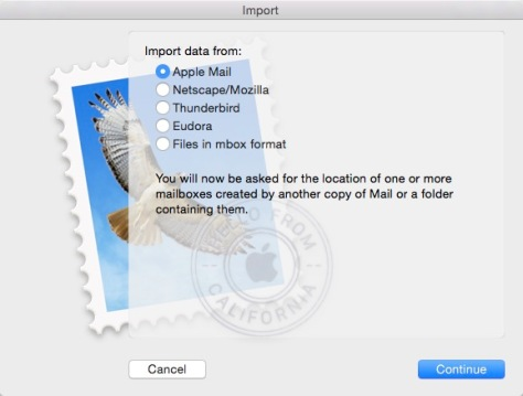 how to import contacts from live mail to thunderbird