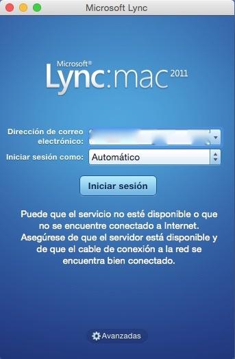 20141021tu-yosemite-microsoft-lync-lanugage-spanish-error-fail