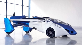 AeroMobil - Right Side