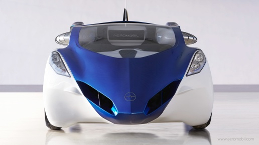 AeroMobil - Front