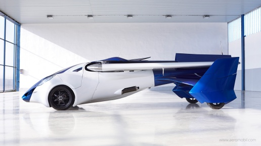 AeroMobil - Left Side