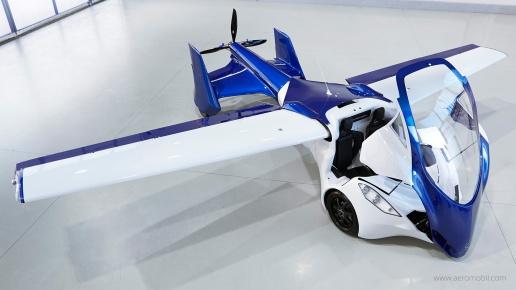 AeroMobil - Open Cab