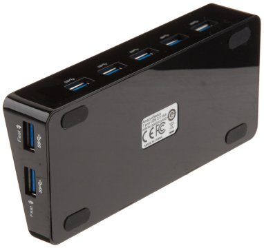 USB Hub - Bottom
