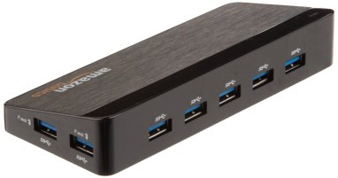 USB Hub - Back left