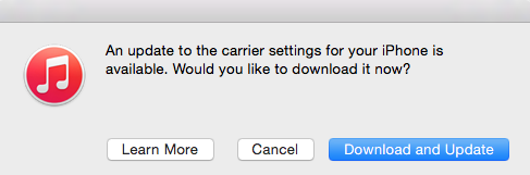 iTunes – Iowa City Technology Services