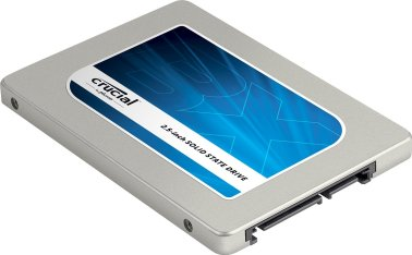 Crucial SSD - Drive Connections