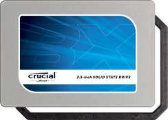 Crucial SSD - Drive with Adapter
