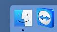 Icona teamviewer su Mac OS